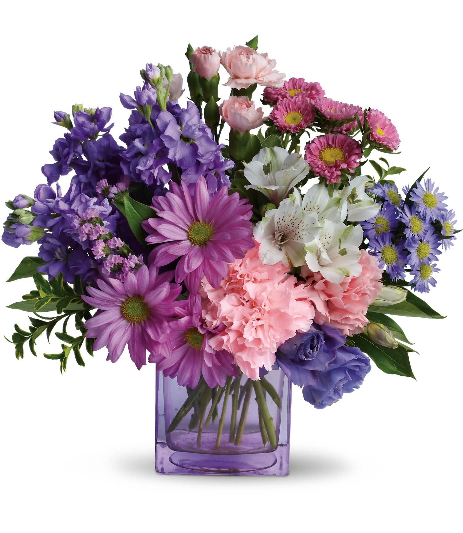 Heart S Delight By Teleflora In Norwalk Ct Licari Custom Floral