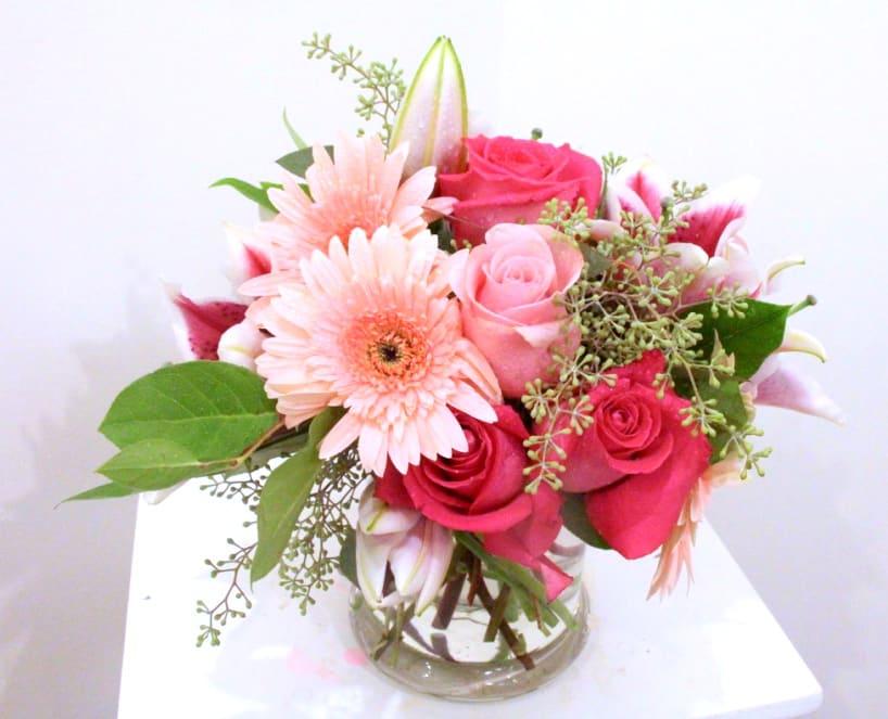 Passionate Pink By Fleur D Elegance