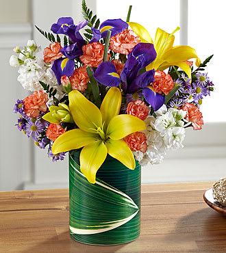 The FTDR Sunlit WishesTM Bouquet