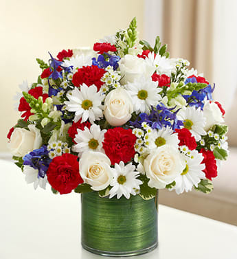Cherished Memories Red White And Blue In Sacramento Ca