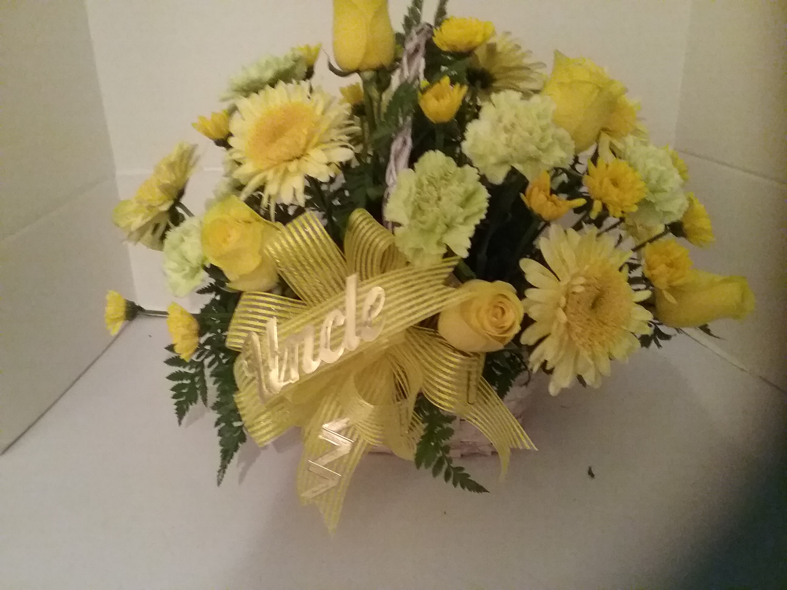 Yellow Romance In Fulton Ny Claudettes Flowers And Gifts