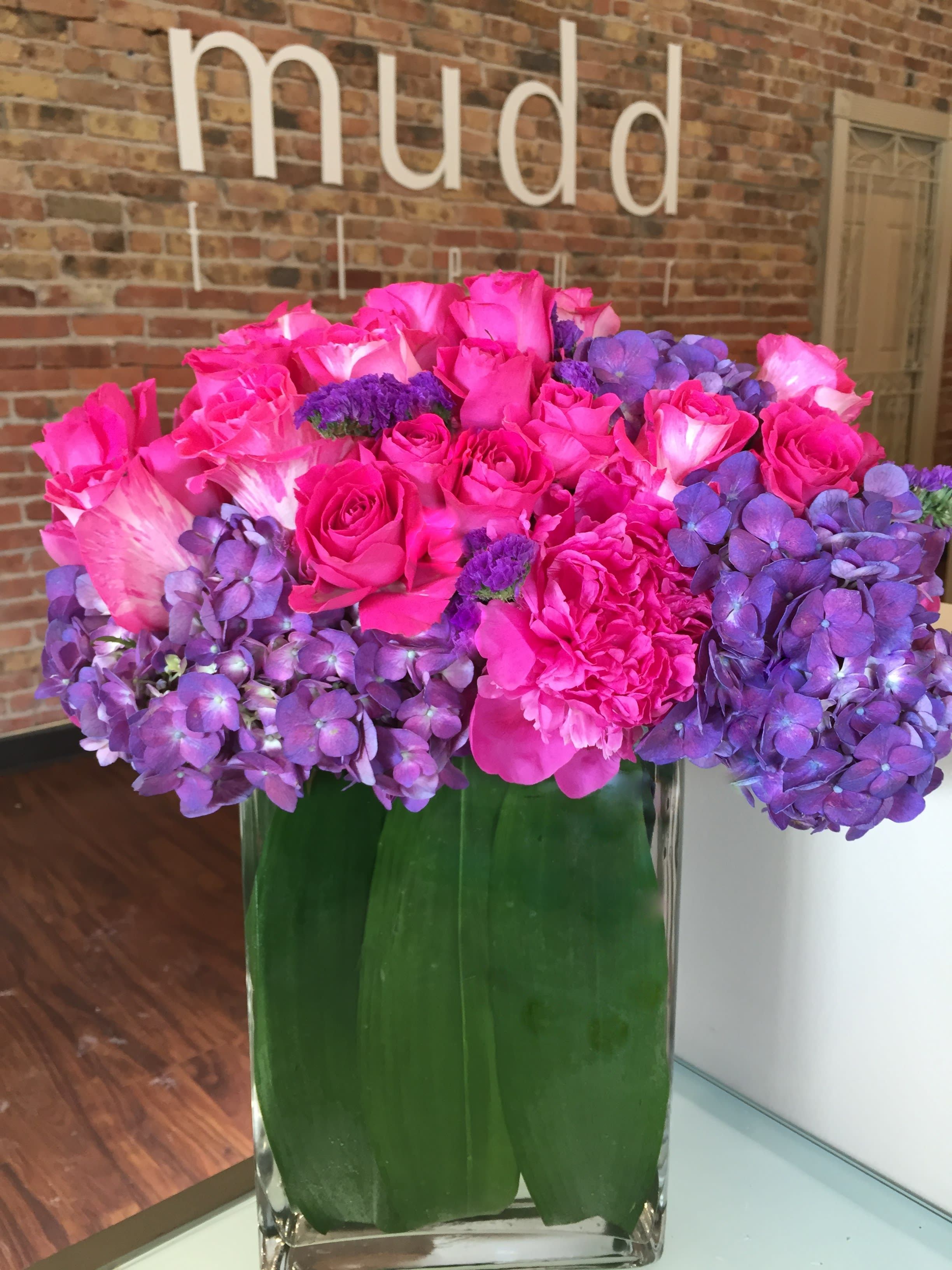 10 Kitchen And Home Decor Items Every 20 Something Needs: Bold Pink Peonies, Roses And Hydrangea In Chicago, IL