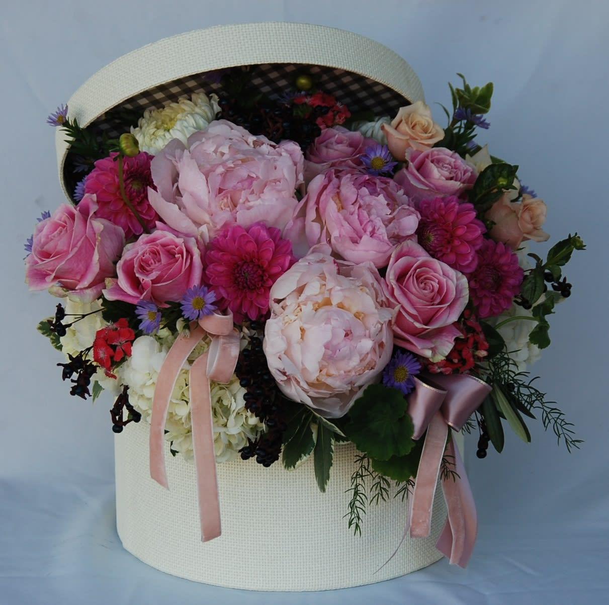 Spring Box In La Crescenta Ca Crescenta Valley Flowers
