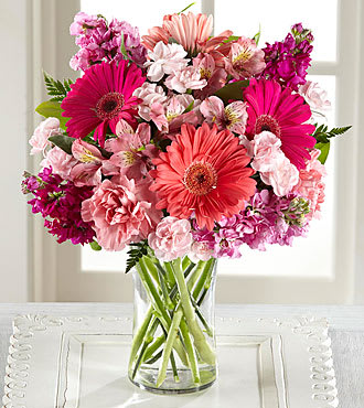 The Ftd Blushing Beauty Bouquet C13 5166 In Frederick Md Amour Flowers