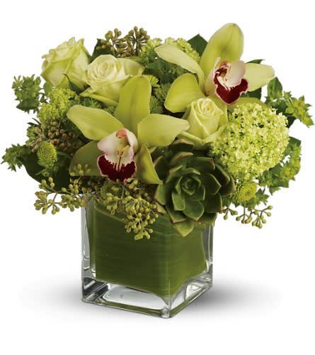 Teleflora's Rainforest Bouquet - Deluxe in Diamond Bar, CA   Xavier's  Florist