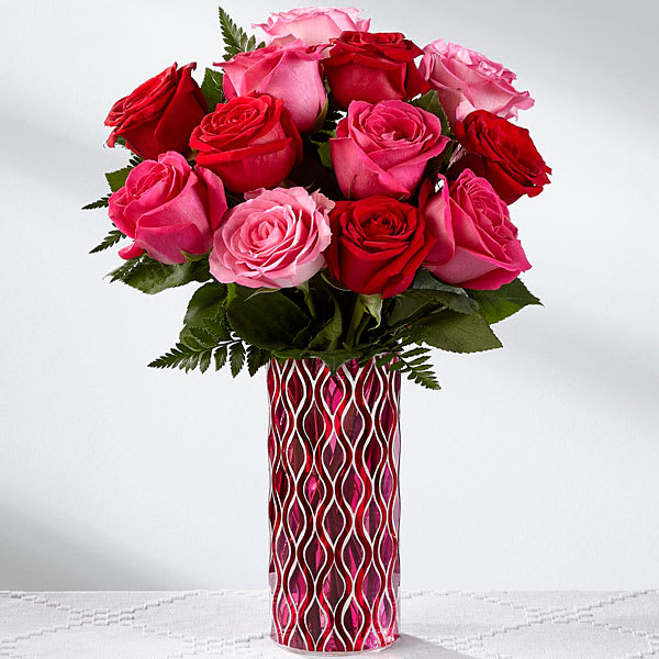 The Ftd Art Of Love Rose Bouquet In Sainte Genevieve Mo
