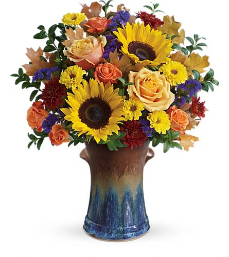 Teleflora's Country Sunflowers Bouquet
