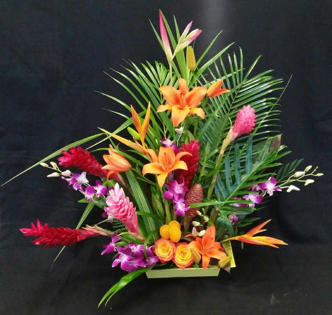 Tropical Storm Kern Park Flower Shoppe 24 Hour Notice Required By Kern Park Flower Shoppe