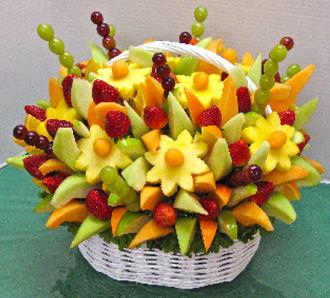 Fresh Fruit Edible Arrangement 2 In Salinas Ca Destiny S Precious Gifts