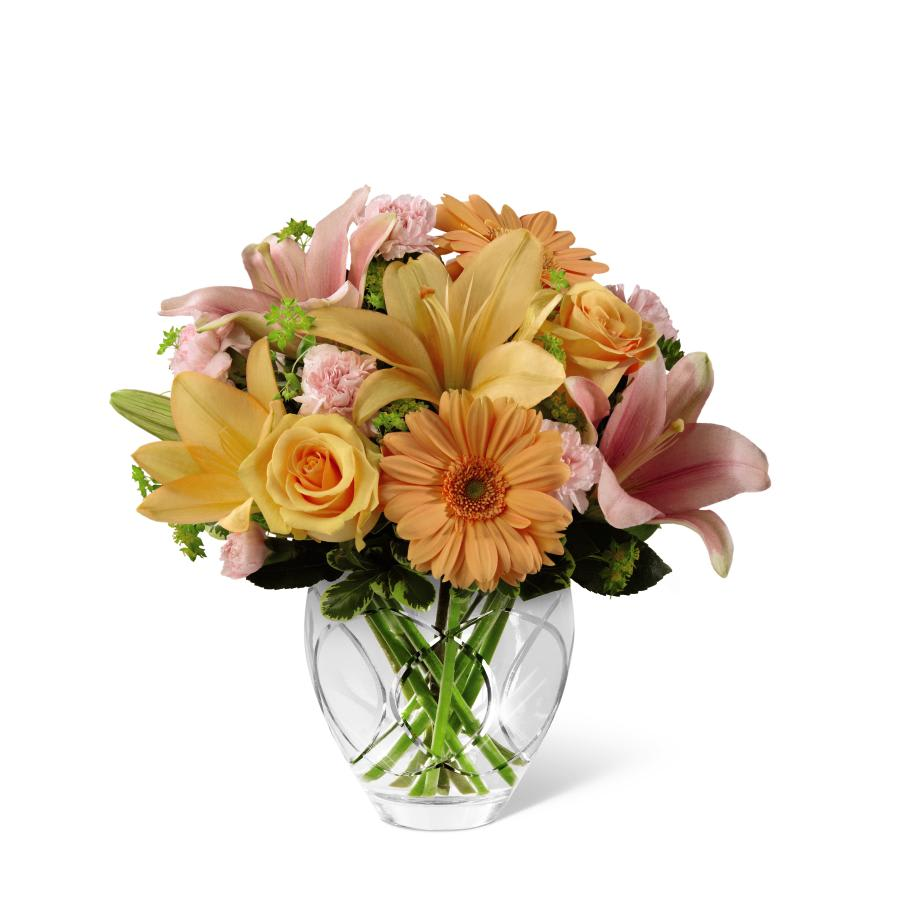 FTD Brighten Your Day Bouquet in Thomson, GA | Peacock Hill Flowers & Gifts