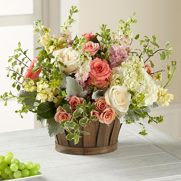 The FTD Bountiful Garden Bouquet In Chester, NJ