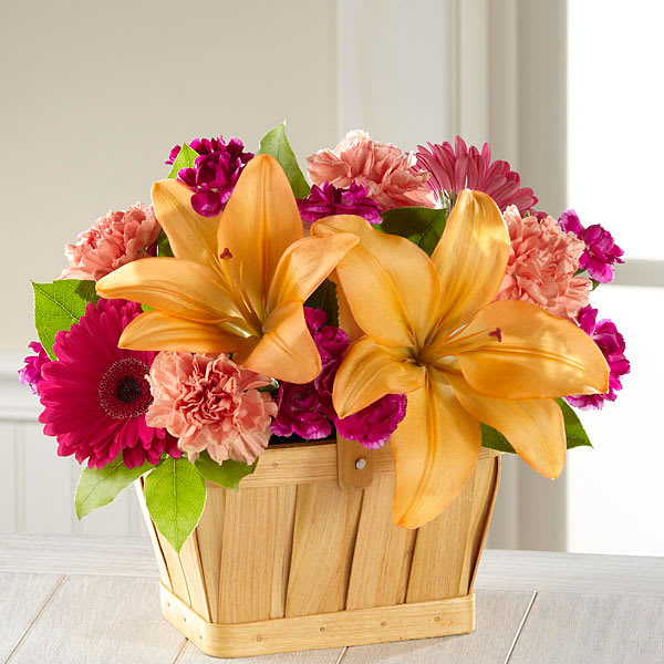 The FTD Happiness Bouquet