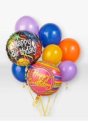 Birthday Balloon Bouquet In Price UT
