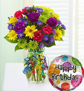 It\u0027s Your Day Bouquet Happy Birthday 91576 in Cincinnati, OH