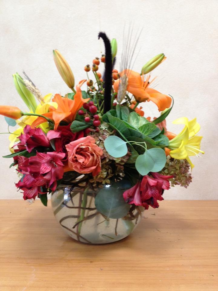Autumn Surprise By Florals By Jason Peter