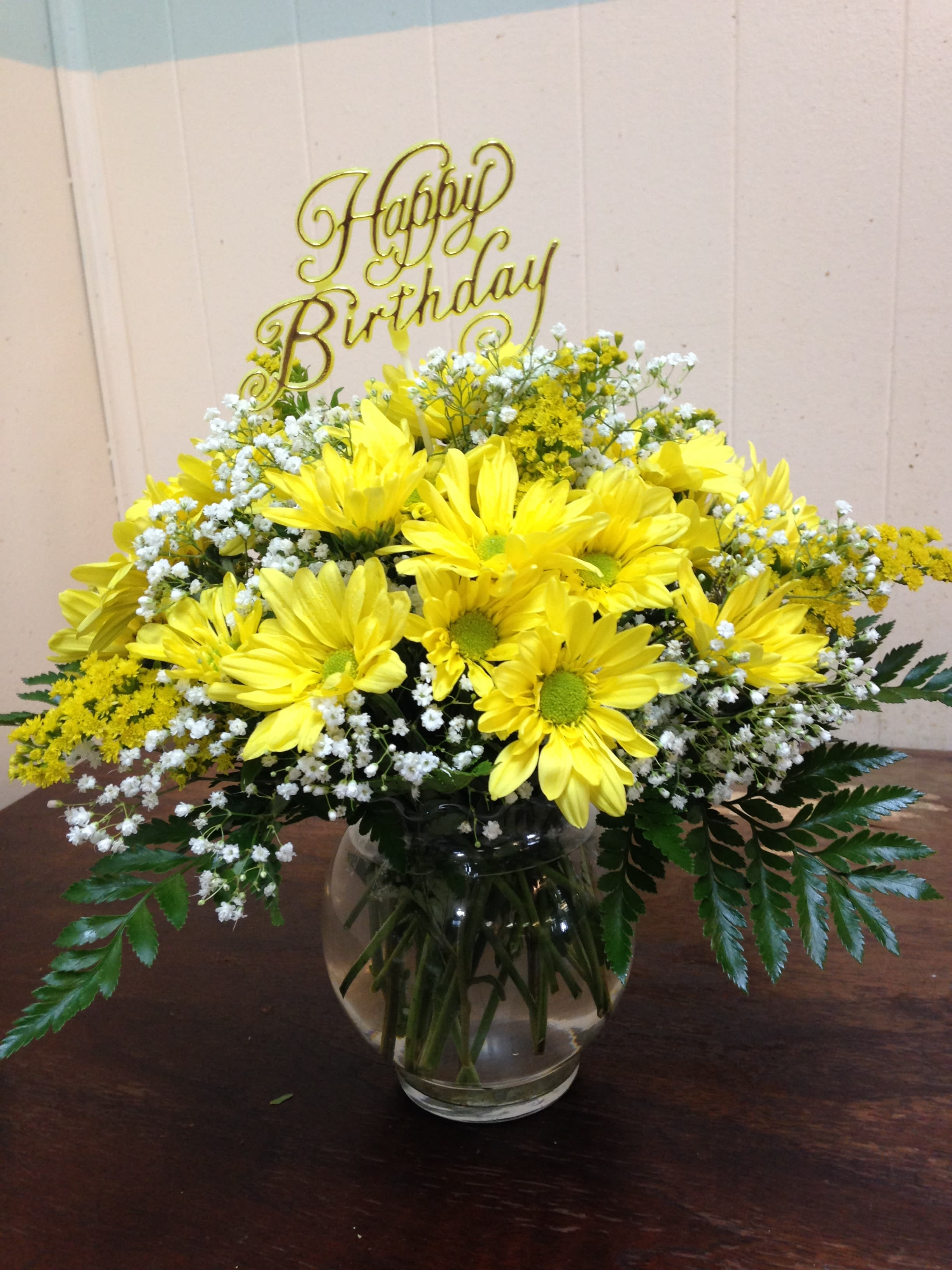 Happy Happy Birthday In Platte City Mo Platte City Flowers And Gifts