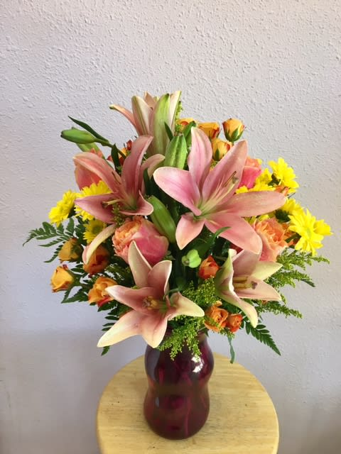 Lilies Of Love By Forever Flowers In Centennial Co Forever Flowers