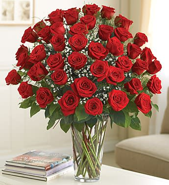 Ultimate Elegance Long Stem Red Roses In Williston Park Ny The