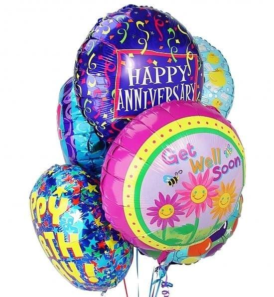 Mylar Balloons In Austin TX