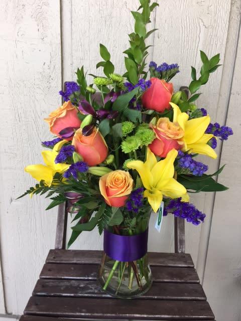 Brilliant Bouquet In Altamonte Springs Fl The Flower Studio