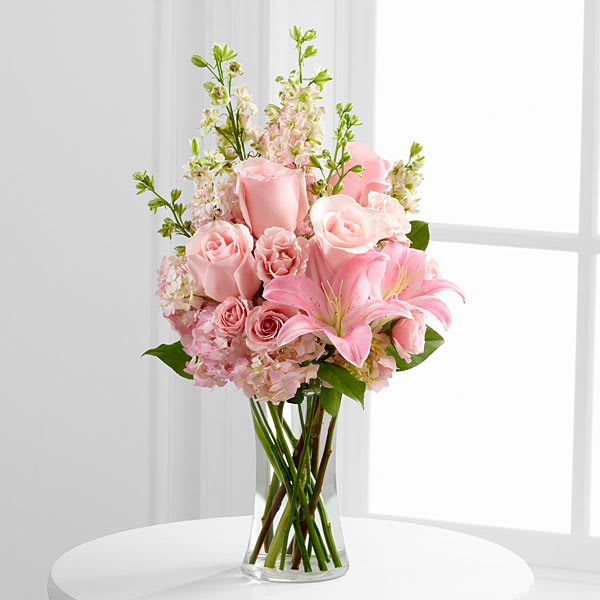 The FTD Wishes Blessings Bouquet