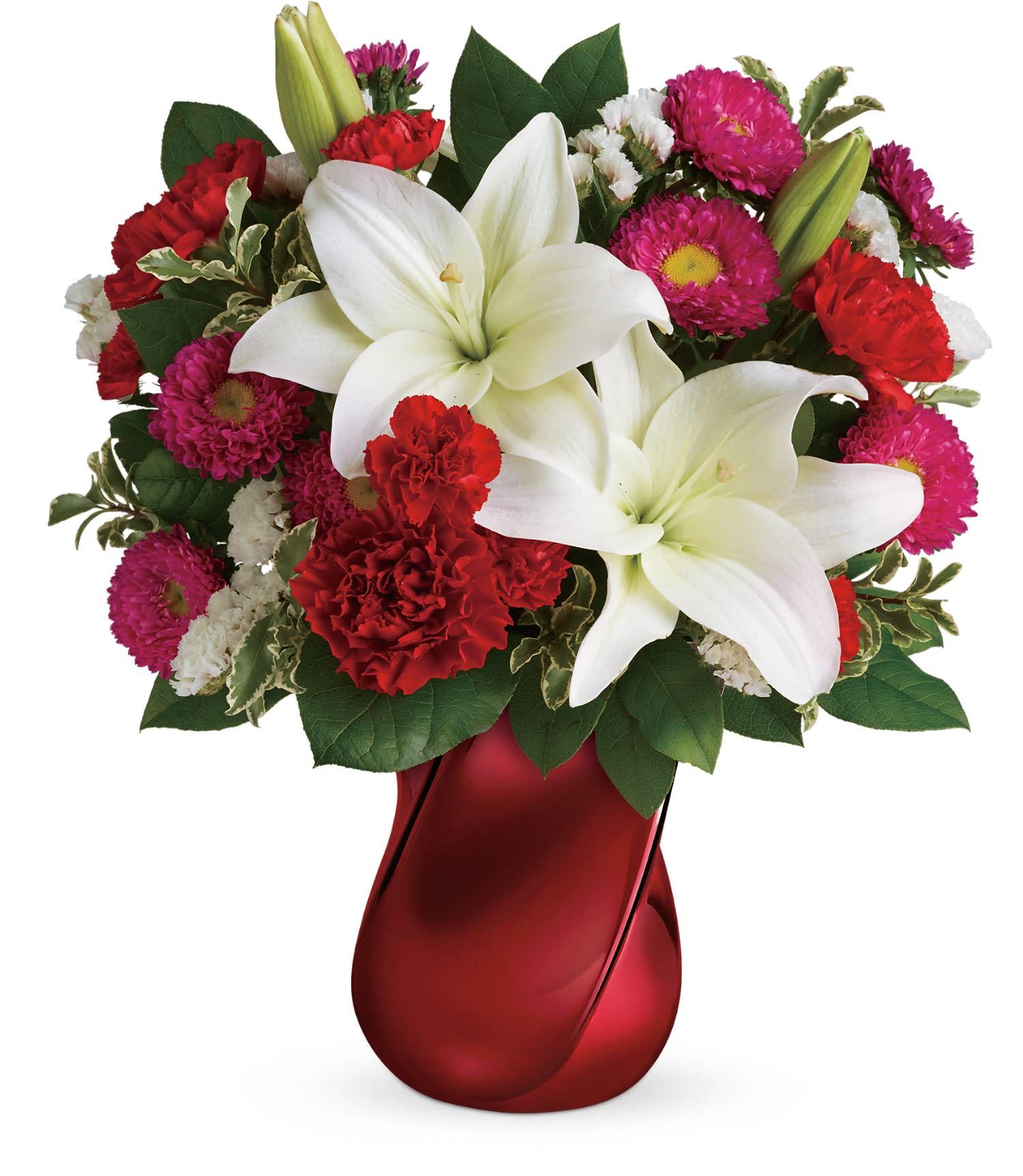 Teleflora S Always There Bouquet In Seattle Wa University Village Florist