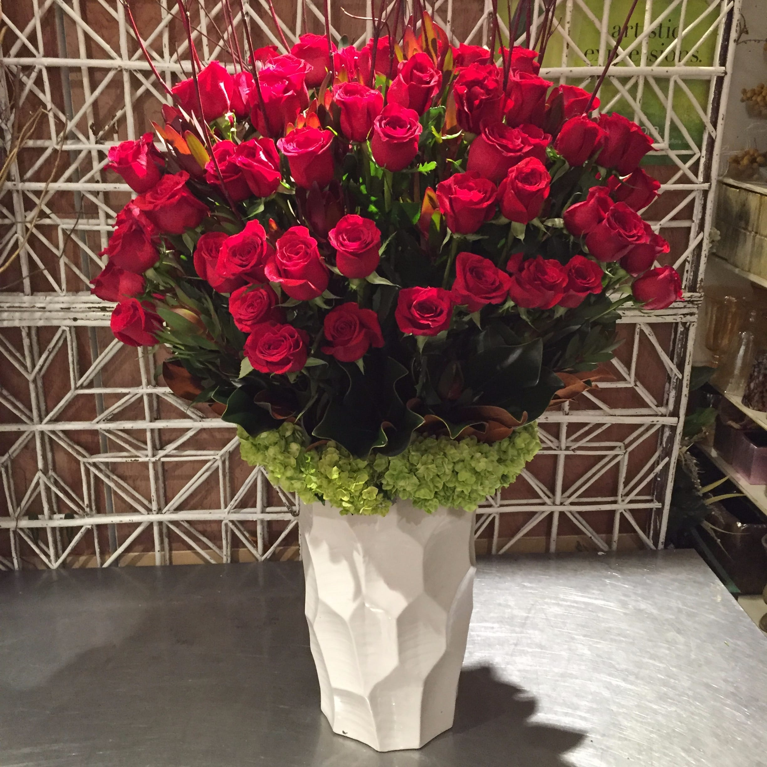 House Of Roses In Beverly Hills Ca Apropos Floral Event Design