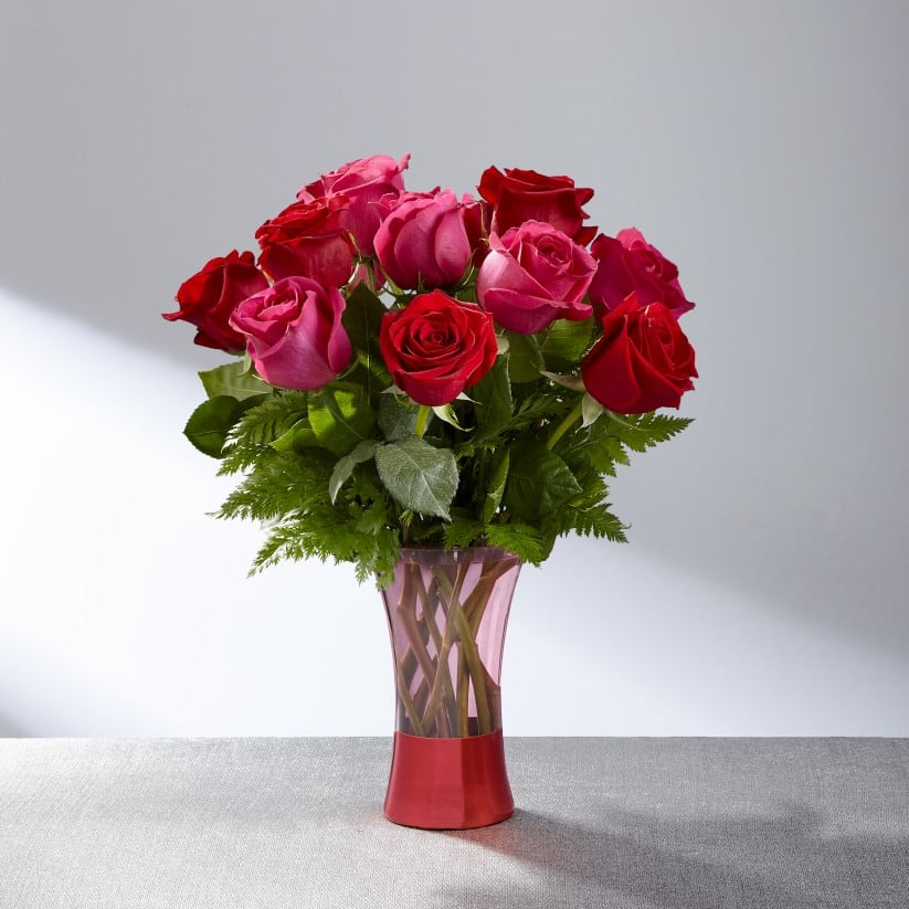 The FTD® Art of Love™ Rose Bouquet - 18V2Rs