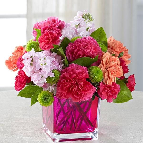 The FTD Color Rush Bouquet