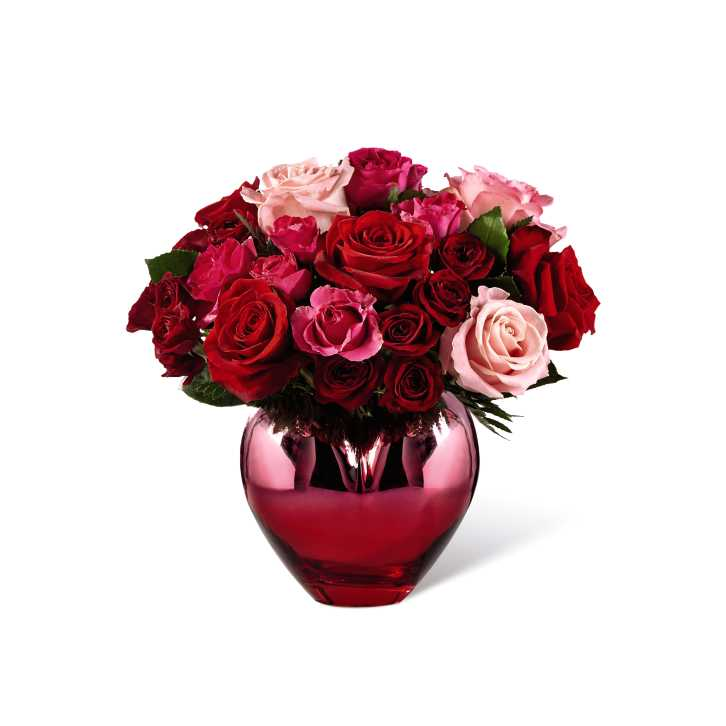 Heart In Peoria Az Exclusive Flowers And Gifts Llc
