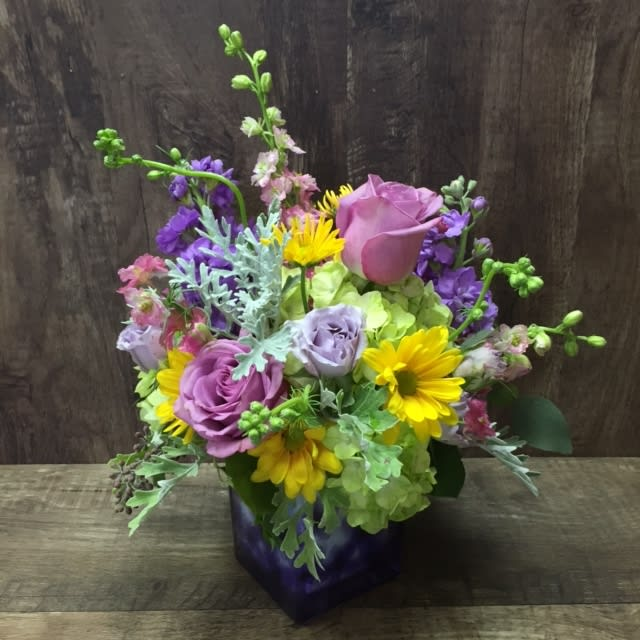 Springtime Magic In Seattle Wa University Village Florist