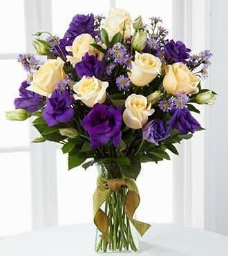Purple Rain in Katy, TX   Passion Flowers