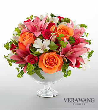The Ftd Simple Surprises Bouquet By Vera Wang In Daytona Beach Fl Zahn S Flowers More