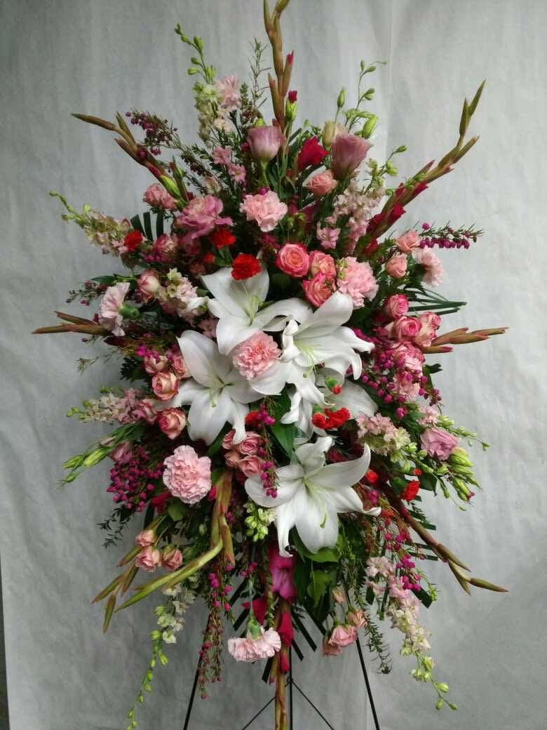 Loving Memory Floral Spray