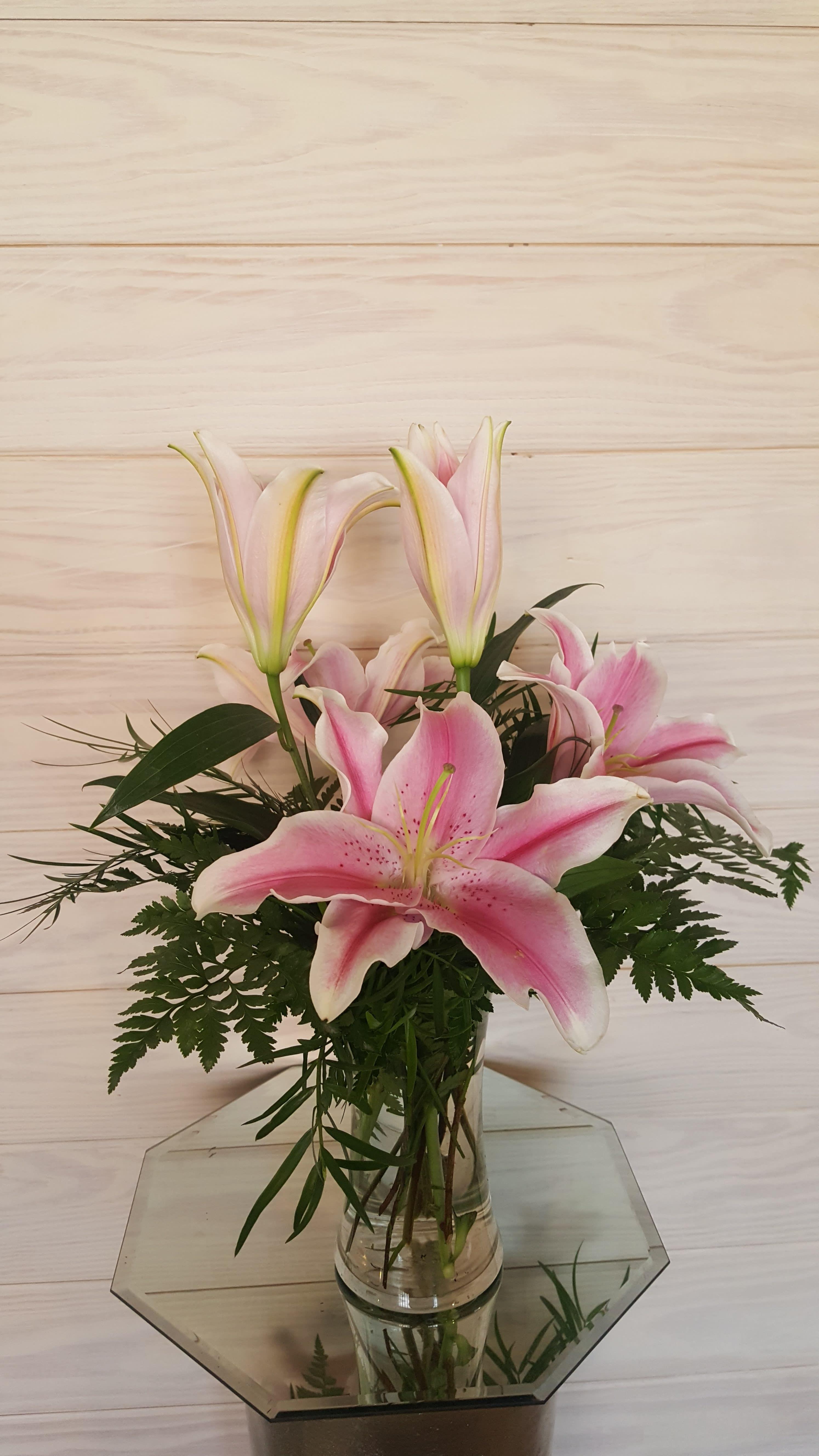 Lillies for Love in Decatur, AL | Simpson's Florist