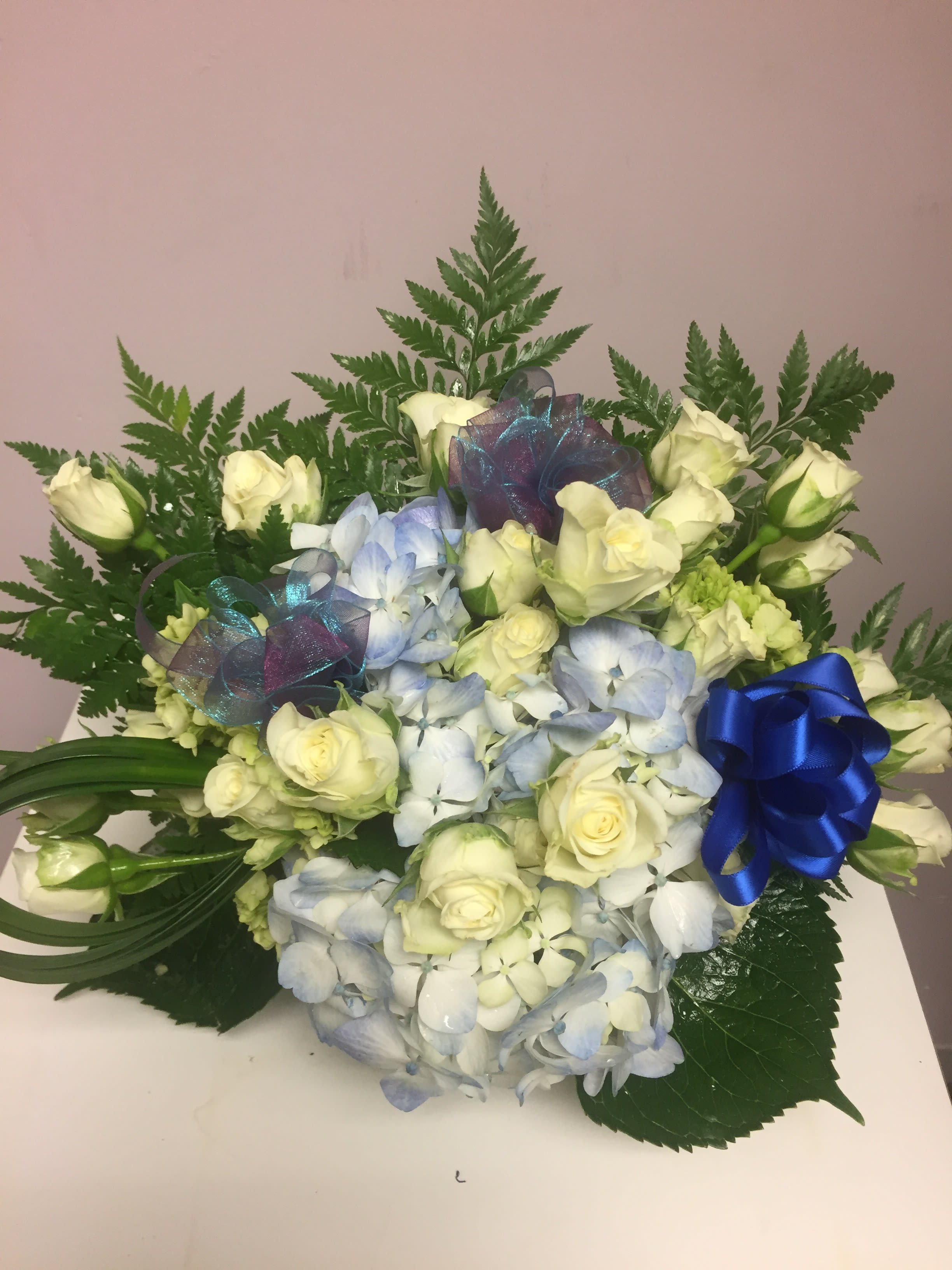 Baby Boy Blue By Brickell Avenue Flowers Gifts