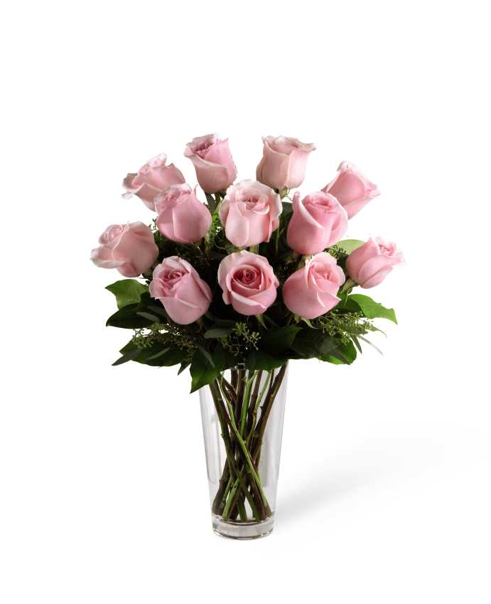 The Ftd Pink Rose Bouquet In Le Center Mn Le Center Floral