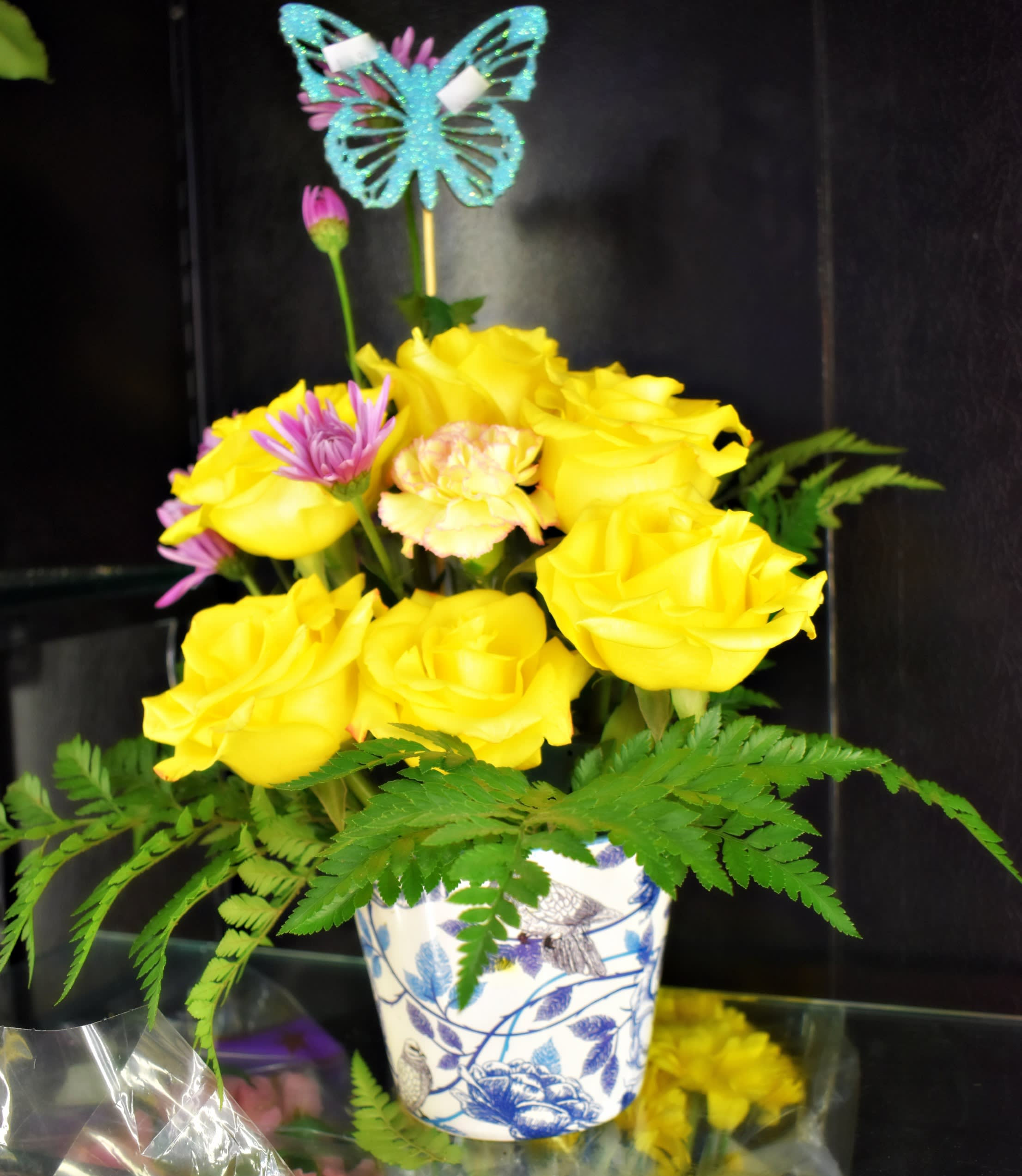 Yellow Rose Or Available Color In Kansas City Mo Jacks Floral