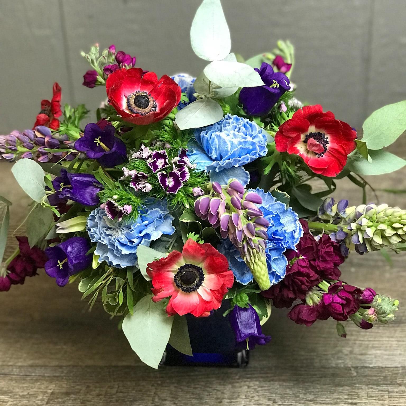 bb7ec05ffeda Red & Blue in Chantilly, VA | Twinbrook Floral Design