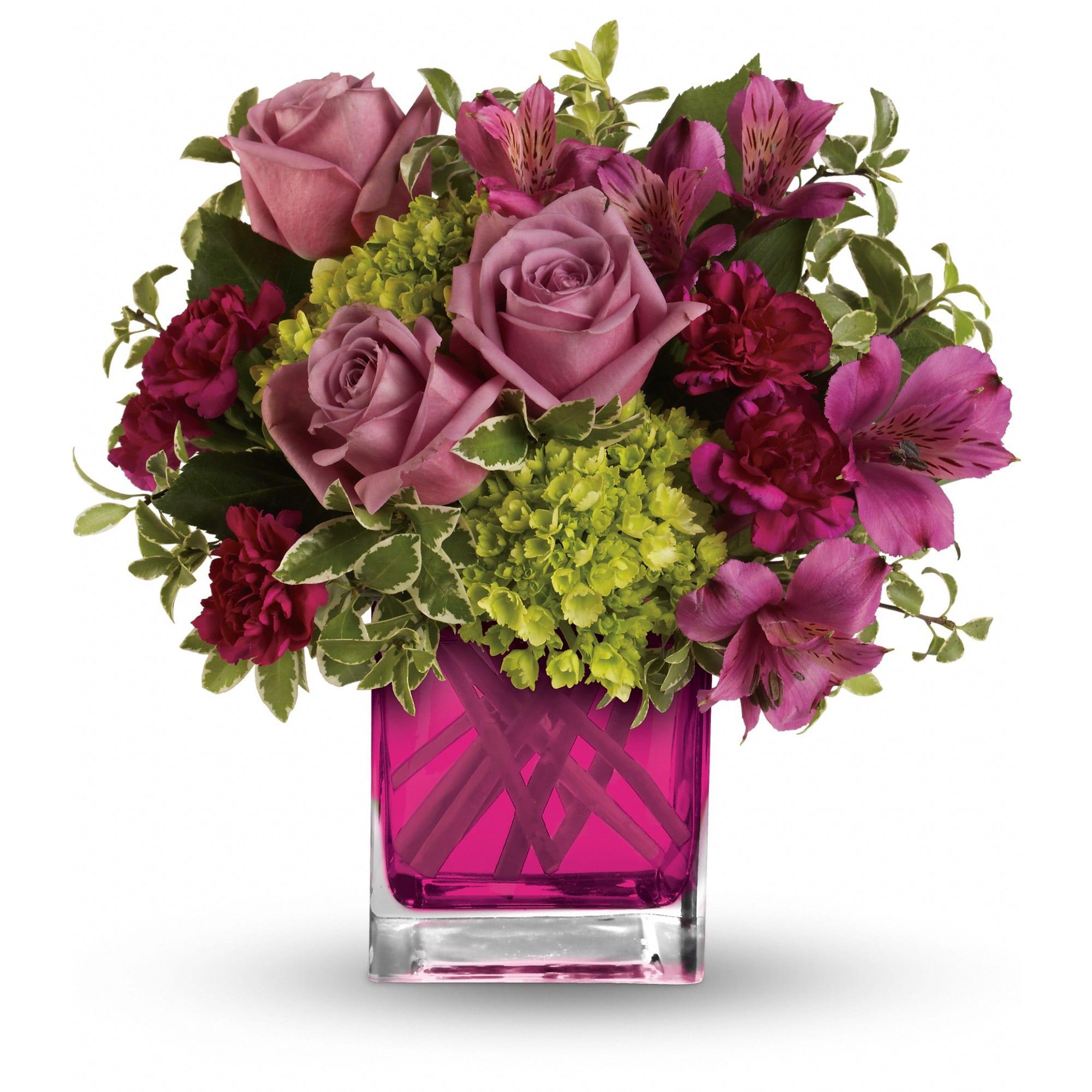 Splendid Surprise by Teleflora in New York City, NY | New York Best Florist