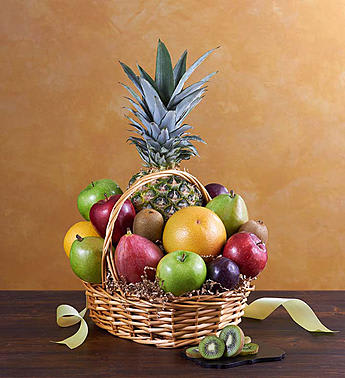 All Fruit Basket Small In Absecon Nj South Jersey Florist