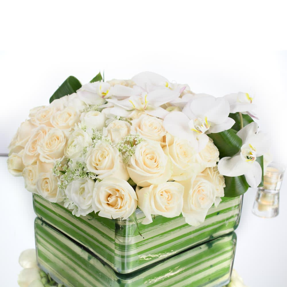 Pure White In Boca Raton Fl Exceptional Flowers Gifts