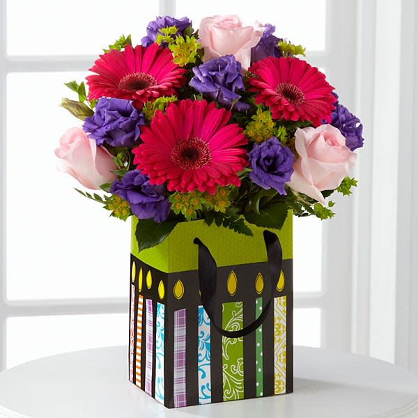 The Perfect Birthday Gift Bouquet By FTDR