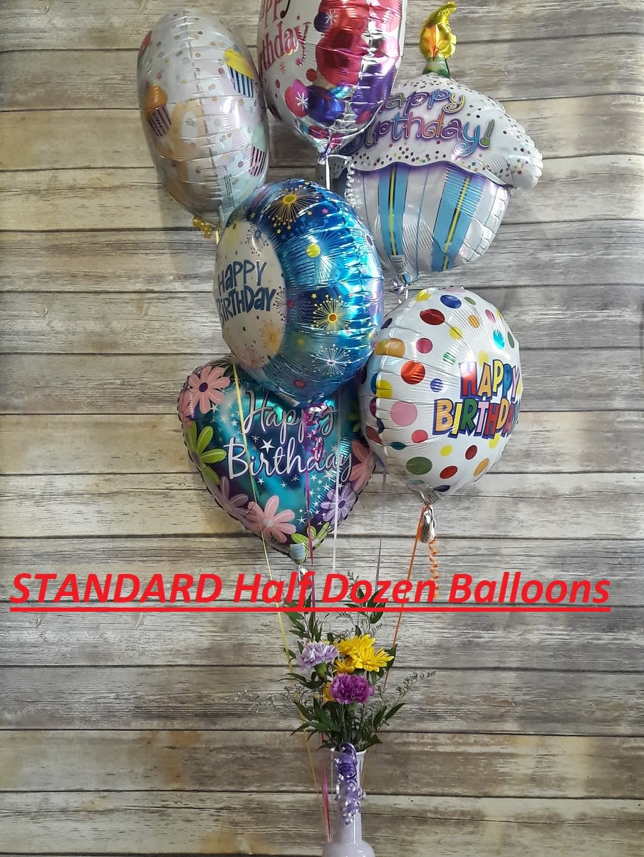 Balloon Bouquet 3999 Same Day Delivery ADD TO