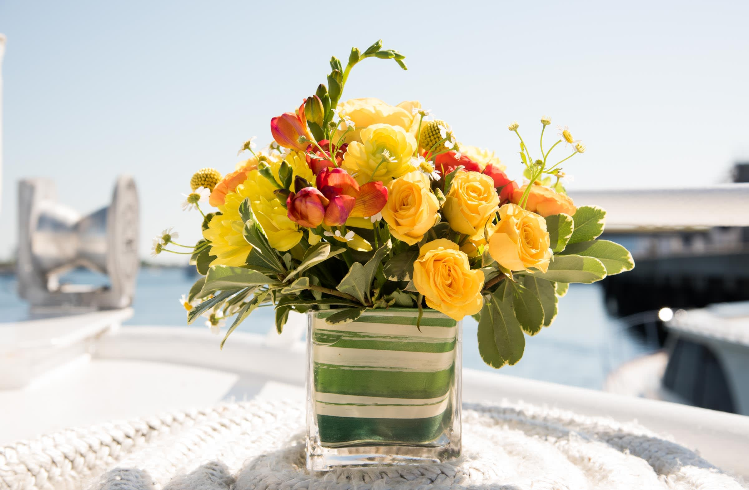 Beauport Wedding Centerpieces Gloucester Ma By Ipswich Hearts N