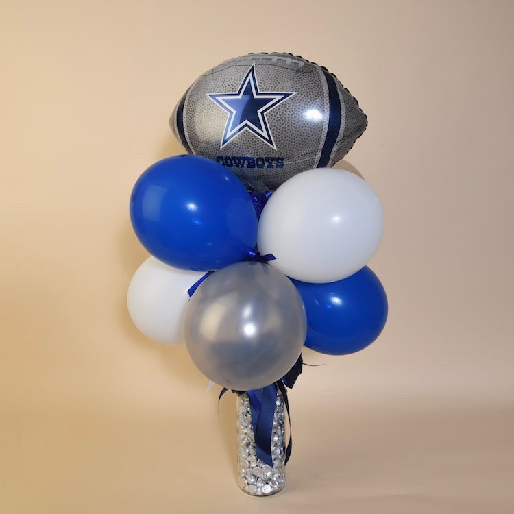 McShan Candy Bouquet Dallas Cowboys