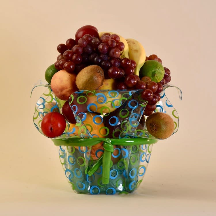 McShan Full Of Fun Fruit Basket
