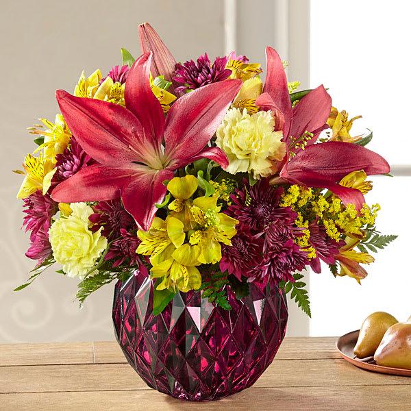 The Ftd Autumn Splendor Bouquet In Peoria Az Exclusive