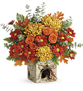Telefloras Wild Autumn Bouquet In Frederick Md Amour Flowers