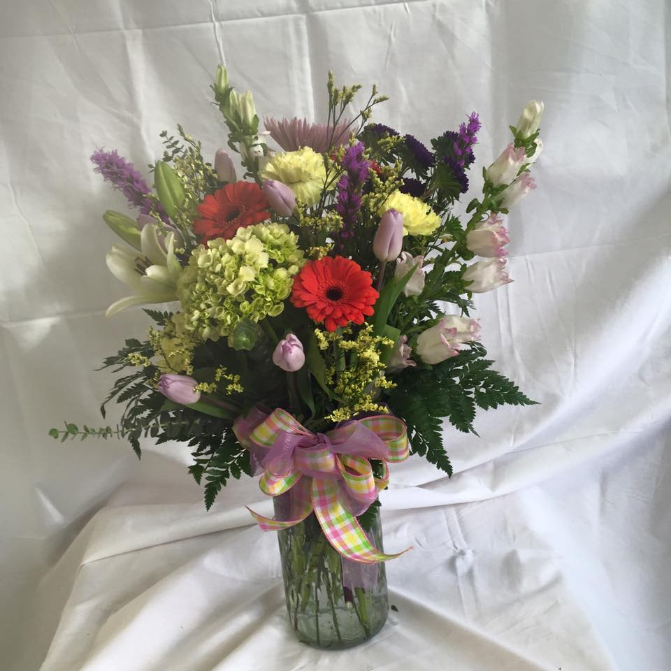 Spring Mix In Matawan Nj Ashleys Floral Beauty